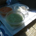 Red Mojo, Green Mojo and Alioli
